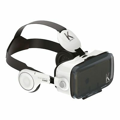 Keplar-VR Series by iCandy Immersion Virtual Reality Goggles for Smartphones