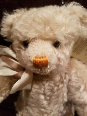 """Merrythought Alpha-Farnell Bear Limited Edition 49 of 1000 16"""" made in England"""