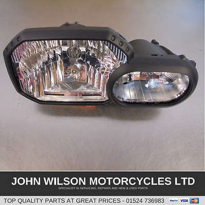 New BMW F800R 2009 2010 Headlight OEM Replacement