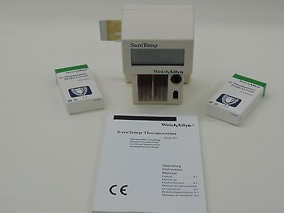 Welch Allyn Sure Temp Wall  Thermometer MPN 76751