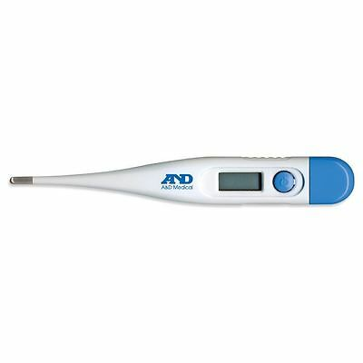 Mercury Free Temperature Reading Digital Thermometer By A&D Medical (UT-103)