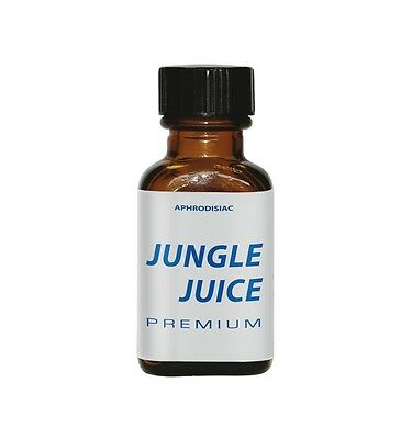 Poppers Jungle Juice Prénium 25 ml Neuf