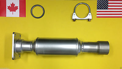 2006-2008 Cadillac Dts 4.6L Direct-Fit Catalytic Converter