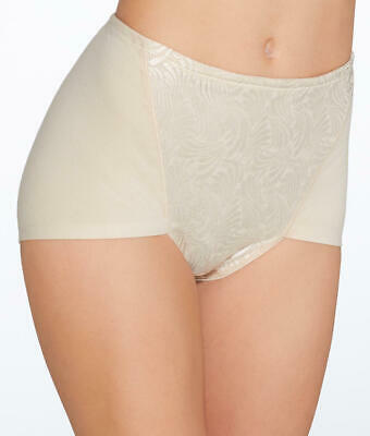 Bali Firm Control Cotton Brief 2-Pack Panty, Shapewear - Women's #DF6510