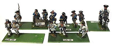 French Army (The French and Indian war) - 28mm