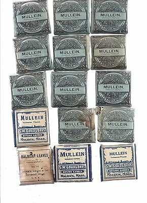 Old Mullein Herb Packets
