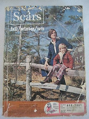 Sears Fall Winter 1975 Catalog Page 602 Mishap Scandal Article ORG