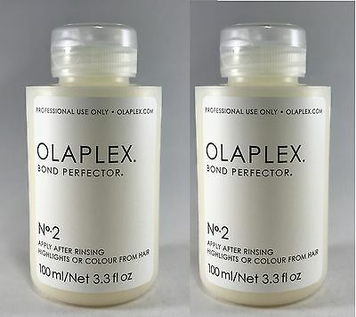 100% authentic Olaplex No.2 Bond Perfector 100ml x 2 (For All Hair Types)