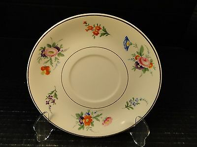 Syracuse China Selma Old Ivory Saucer for Soup Bowl, (just Saucer) EXCELLENT!