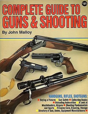 Collector Book Complete guide to Guns & Shooting