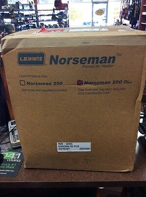 L.B. White Norseman 200 Plus