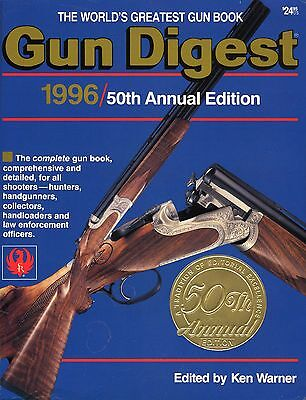 Collector Book Gun Digest 1996 - 50th Annual Edition