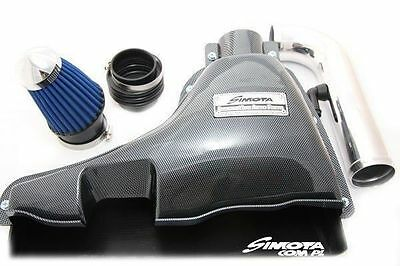 Neuf  Top Cold Air Simota Carbon Aero Form Sm-Pt-013 Peugeot 106 97-99 S16 1.6 1