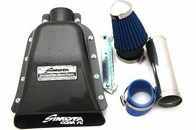 Neuf Top Cold Air Simota Carbon Aero Form Sm-Pt-014 Peugeot 307 02- 2.0 16V Sw