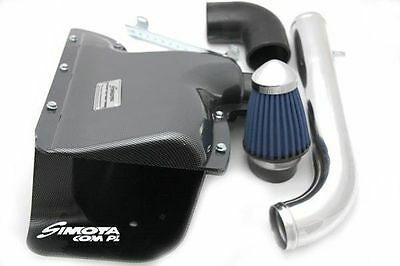Neuf Top Cold Air Simota Carbon Aero Form Sm-Pt-020 Mitsubishi Eclipse 95-03 2.