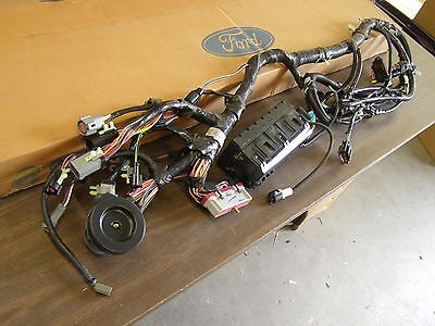 NOS OEM FORD 1994 1995 1996 Ranger Truck Pickup Engine ...  Ford Ranger Wiring Harness on