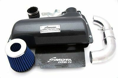 Neuf Top Cold Air Intake Simota Carbon Aero Form Sm-Pt-001 Daewoo Matiz 98- 0,8