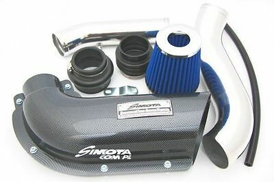 Neuf Top Cold Air Intake Simota Carbon Aero Form Sm-Pt-003 Honda Accord 94-97