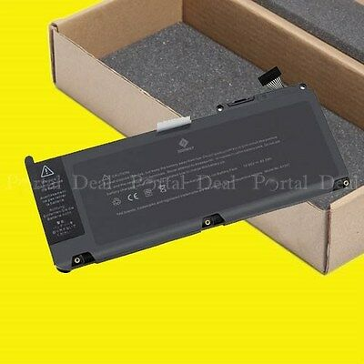 "Battery for Apple Macbook 13"" MC207LL/A MC516LL/A A1342 A1331 661-5585 661-5391"
