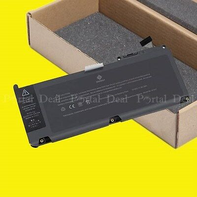 "63.5WH Battery For Apple MacBook Unibody 13"" A1331 A1342 Late 2009 Mid 2010"