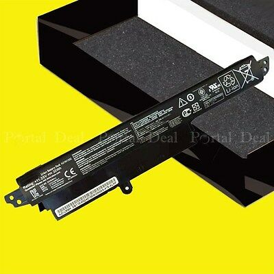Battery for ASUS Vivobook X200CA X200M X200MA F200CA 11.6 Inch Series Notebook