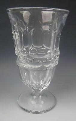 Fostoria Glass ARGUS-CLEAR Iced Tea Glass(es) EXCELLENT