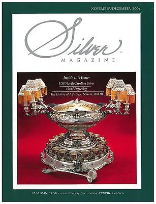 Silver Magazine - Entire 2006 year - new
