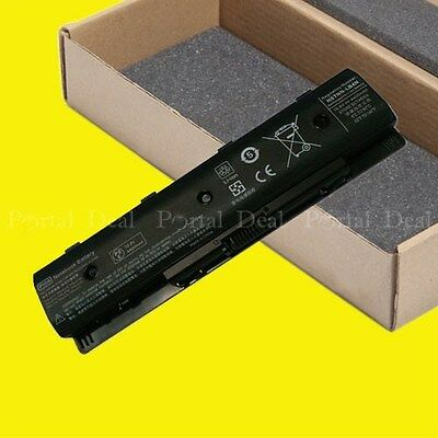 Battery for HP envy 15 15T 17 Touchsmart M7-J010DX hstnn-yb40 PI06 710417-001