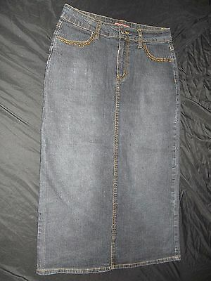 Hip Jeans Denim Skirt Size 9