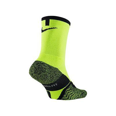 Nike Dri-Fit Elite Crew Tennis Socks Style SX4935-710 Size M (6-8)
