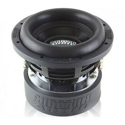 "Sundown Audio SA-8 v.3 D4 Ohm 8"" Car Subwoofer"