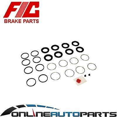 Front Disc Brake Caliper Rubber Kit Toyota Landcruiser 75 70 Series FZJ75 HZJ75