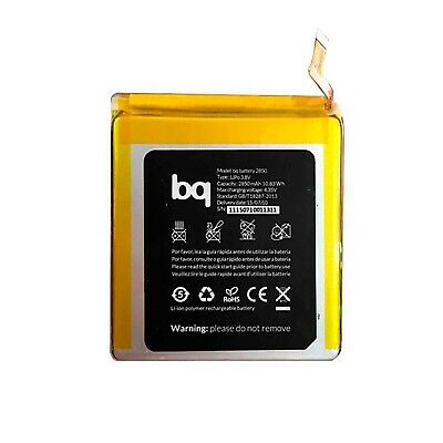 Bateria Movil BQ Aquaris E5 4G 2850 mAh Original