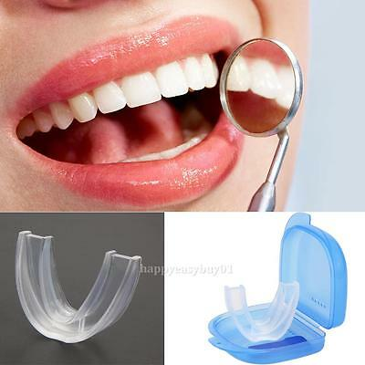 ANTI SNORE SNORING MOUTH GUARD DEVICE SLEEP AID STOP APNOEA STOP SNORING Newest