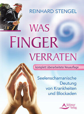 Was Finger verraten, Reinhard Stengel