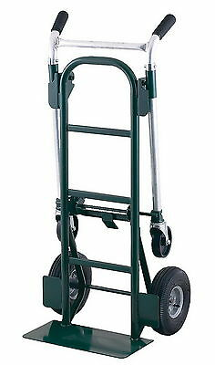 New Folding Hand Truck Platform Dolly Dual Purpose 900 lb Capacity Heavy Duty