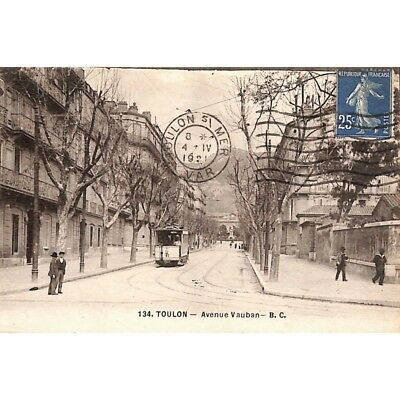 [83] Toulon - Avenue Vauban.