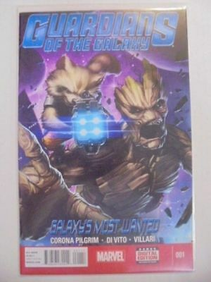 Guardians of the Galaxy: Galaxy's Most Wanted #1 Marvel NM Comics Book
