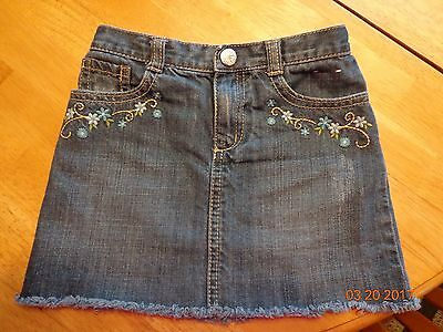 Gymboree Girl's Jeans Skirt size 5