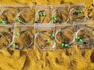 30 Mixed Sea Fishing Rigs Pennel, Pulley, And Pulley Pennel.....