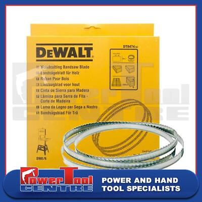 DeWalt Elu Pack of 1 Wood Cutting 2215mm x 20mm Bandsaw Blade EBS3601 DW876