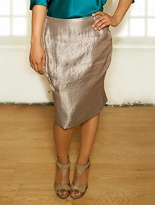 Wholesale Bulk Lot 52pc Overstock Women's Metallic Skirt