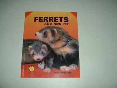 Ferrets as a new pet    by greg  ovechka     very clean