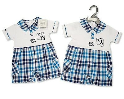 Baby Boys Romper Outfit