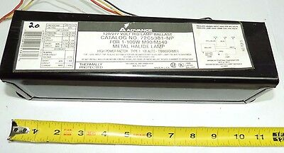 Philips Advance 72C5381-NP HID Lamp Ballast 72C5381NP001