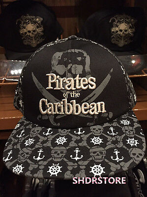 SHDR CAP Pirates of the Caribbean SHANGHAI DISNEYLAND DISNEY PARK RESORT NEW