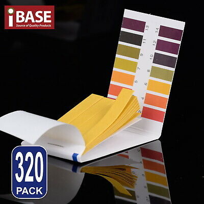 400 PH Test Strip Litmus Paper Urine Saliva Acid Alkaline Liquid Level Indicator