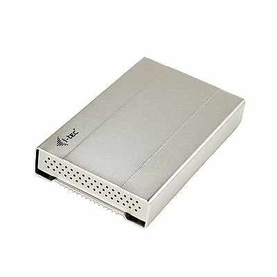 iTEC MYSAFEU3FW solid state drive - solid state drives (FireWire 800 Serial A...