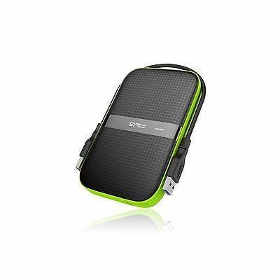 SP/Silicon Power Armor A60 2TB Military-grade Shockproof / Water-Resistant US...