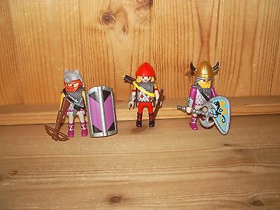 Playmobil 3 Wickinger ( 0082)